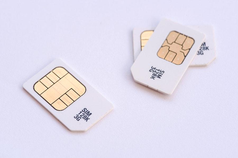 Cell tracker - track SIM card